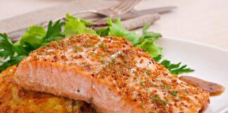 Filets de saumon au four