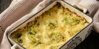 Gratin dauphinois aux courgettes