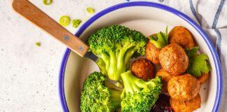 Boulettes de viande au brocoli
