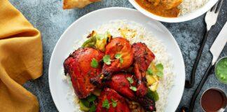 Recette du poulet Tandoori au Thermomix