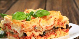 Lasagnes thon et champignons