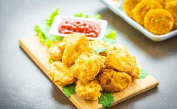 Nuggets de poulet et leur sauce au Thermomix