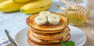 Pancakes à la banane au Thermomix