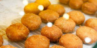 Croquettes de boeuf et purée de pomme de terre