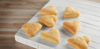 Biscuits sans oeufs sans beurre