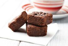 Brownies légers au chocolat