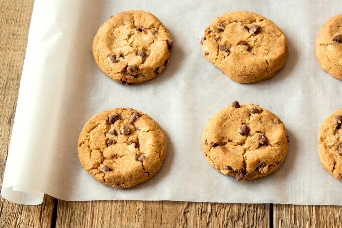 Cookies légers sans matière grasse