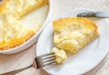 Tarte ananas ww