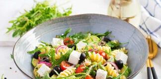 Salade de pâtes italienne facile