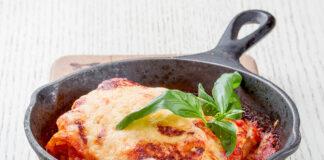 Lasagnes aux courgettes à la poêle