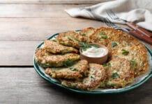 Röstis de courgettes et parmesan : Parfaits pour le régime !