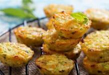 Tartelettes de courgettes au fromage : Un délice !