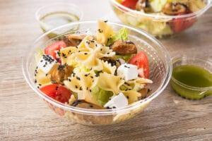 Salade de pâtes à emorter